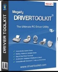 Driver Toolkit 8.9 Crack 2021